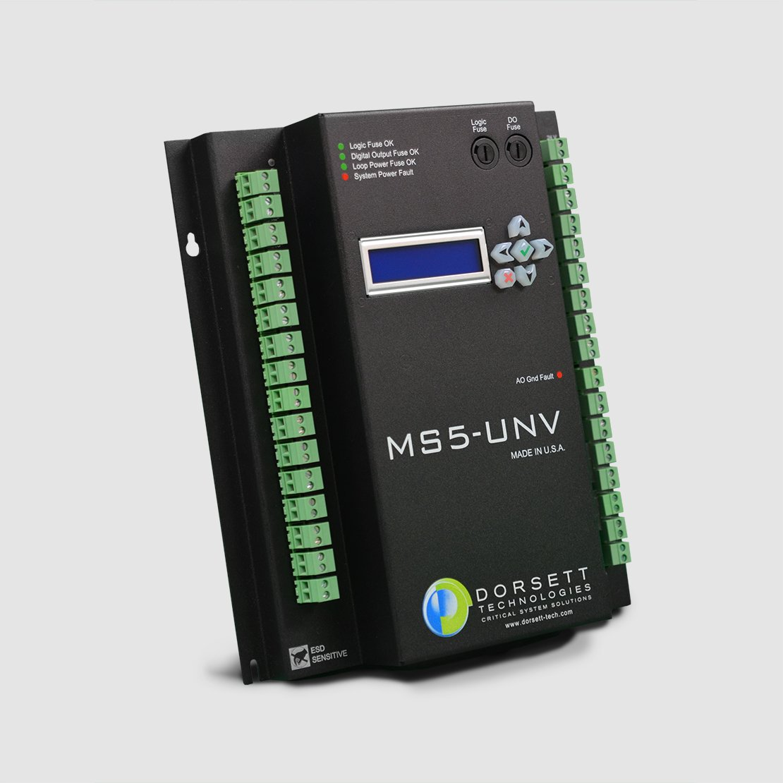 Dorsett Microscan 5 Universal Controller