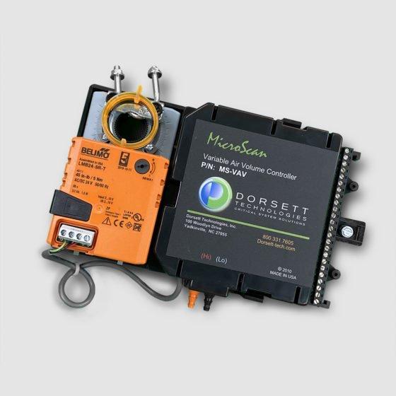 Dorsett Microscan VAV Controller