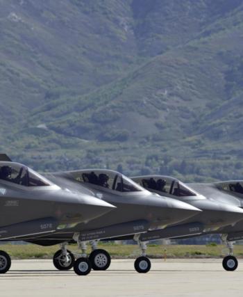 US Air Force, Hill Air Force Base